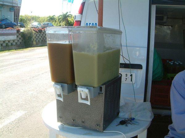 Fontaine à jus électrique